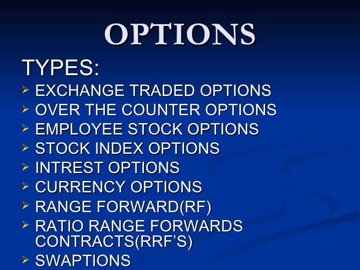 Stock option trading tips