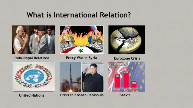 theories of international relations Introduction this course is a graduatelevel introduction to international relations (ir) theory it is - structured around three core engagements: ir as a branch of.
