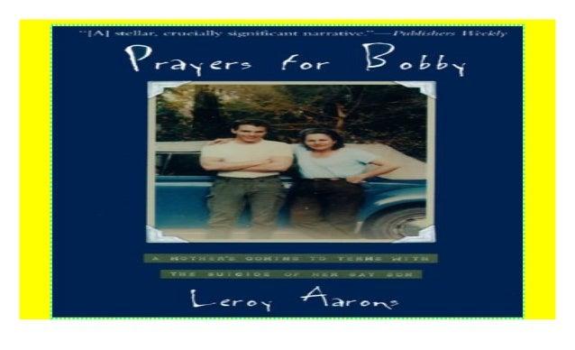 Prayers For Bobby Pdf