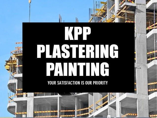 ABOUT US http://kamihannan.wixsite.com/kppplastering +356.99137646
