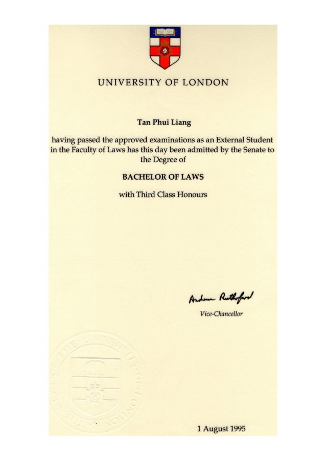 University of london phd thesis regulations