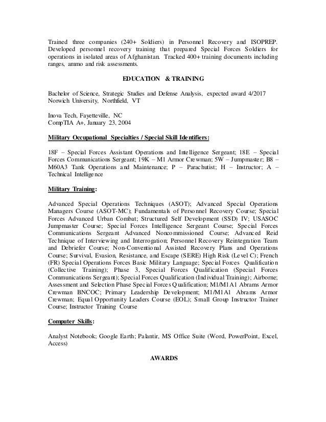greathead eugene resume center format