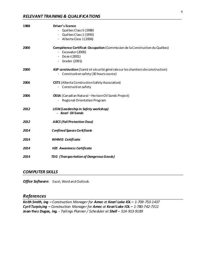 resume - ken pelletier