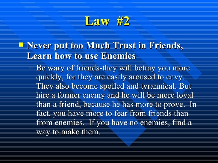48 laws of power sciox Images