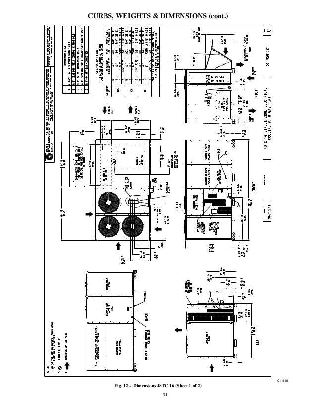 CARRIER 48TC PDF