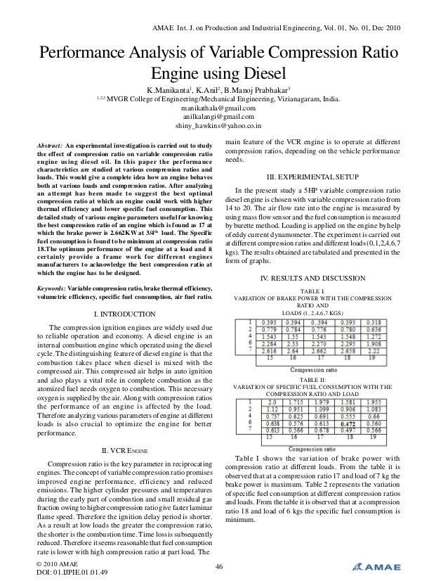 AMAE Int. J. on Production and Industrial Engineering, Vol. 01, No. 01, Dec 2010 © 2010 AMAE DOI: 01.IJPIE.01.01.49 46 Per...