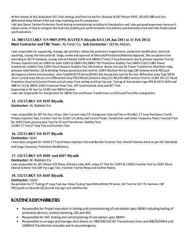 CV asad updated on 14 01 2017