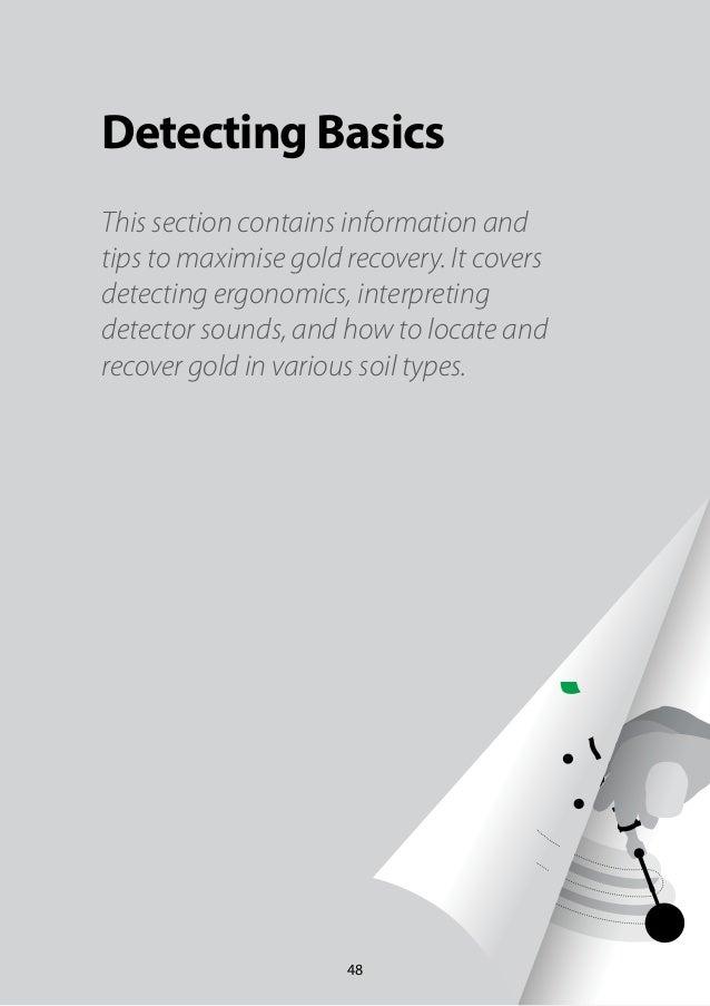Instruction manual minelab gpz 7000 metal detector english for Soil xchange