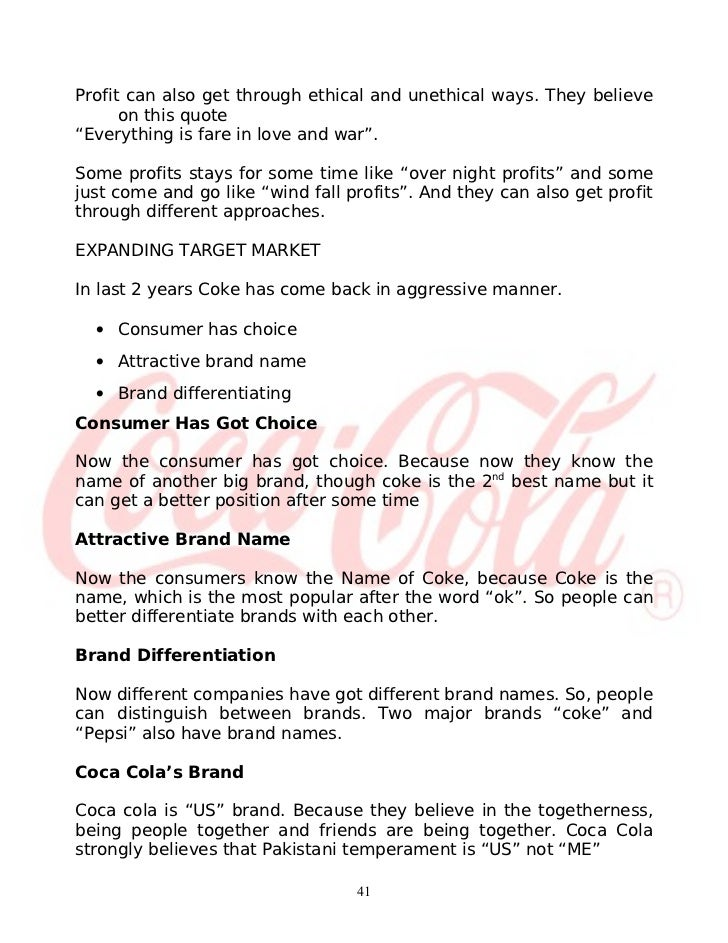 coca cola unethical Coke: ethical issues , ,coca-cola, district schools controversy, exclusive school contracts, public relations problem, unethical business practices.