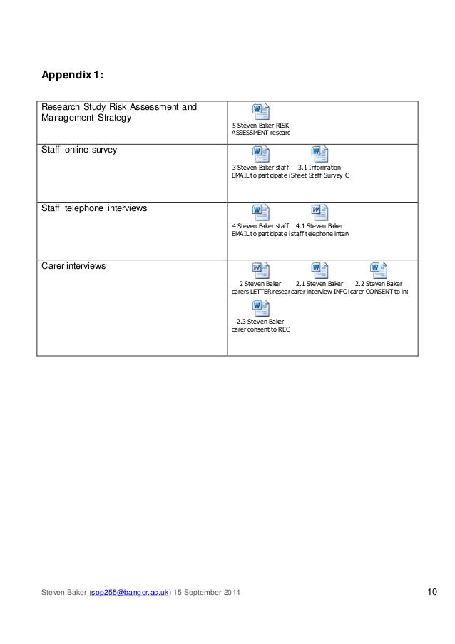 Steven baker research proposal 2014_09_15.
