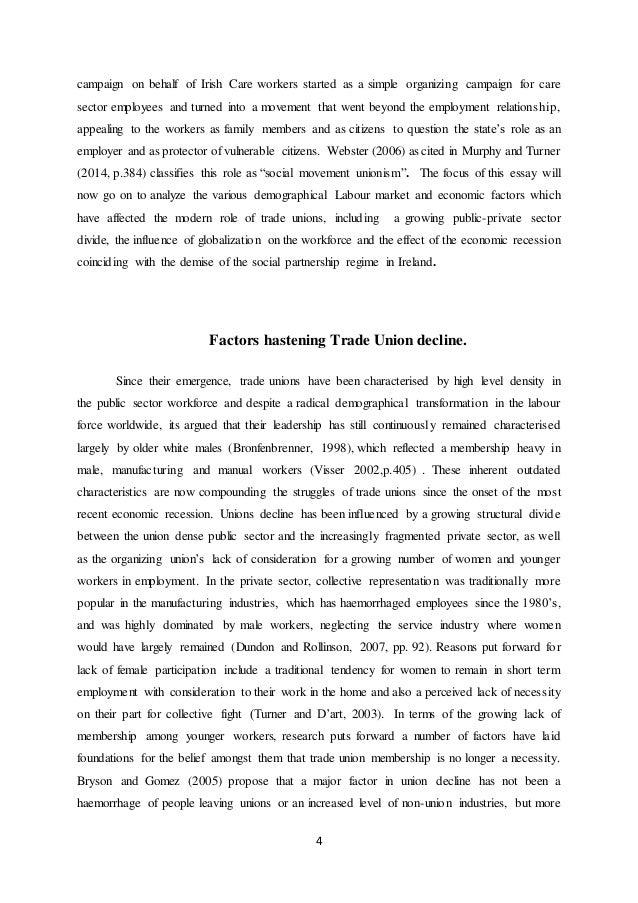 ireland essay