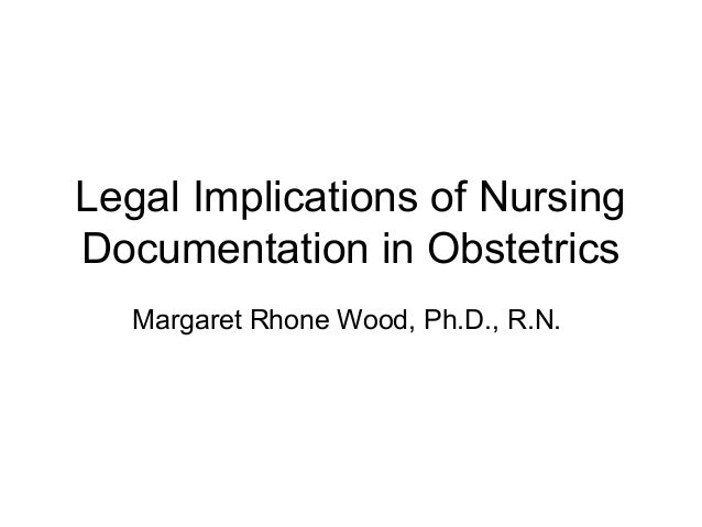 legal implications of nursing Our topic was legal issues in nursing, so we chose 3 issues to present: impaired nurse (a nurse that comes to work drunk or high), informed consent (in this video, the nurse makes the patient sign.
