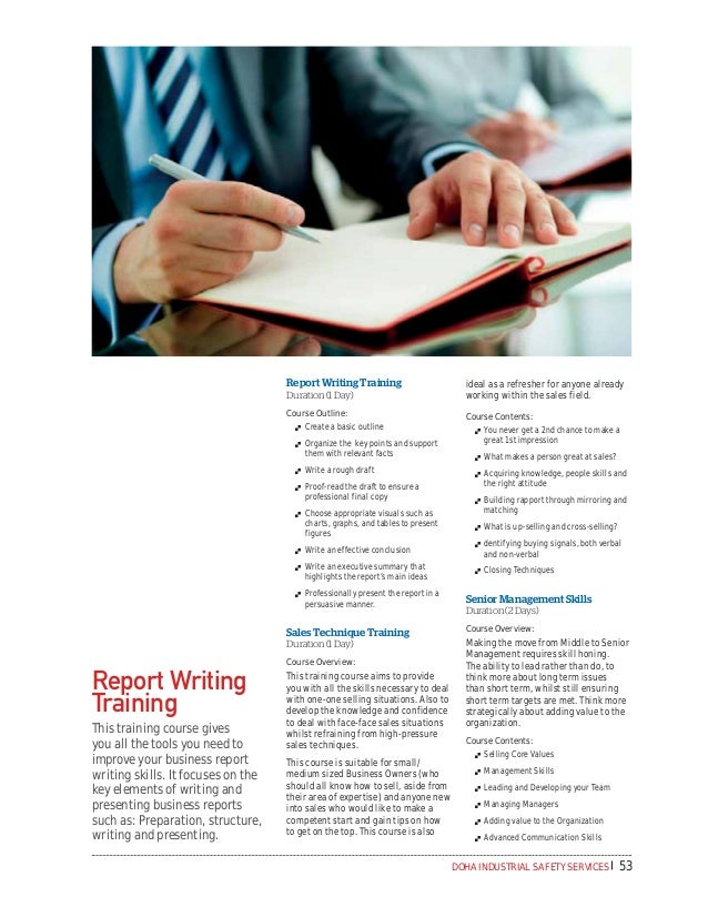 professional writing course Do you simply want to be prepared more fully for writing in the workplace  courses in professional writing and editing will help you make the.