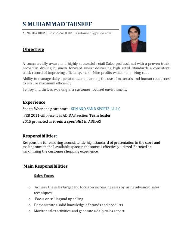 NEW FORMAT CV 2016