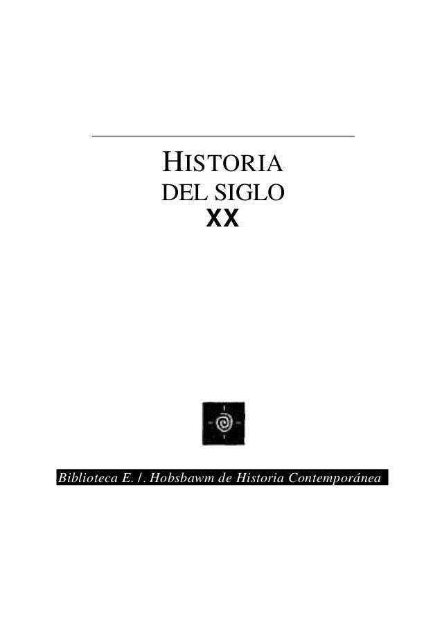 Hobsbawm-eric-historia-del-siglo-xx Slide 2
