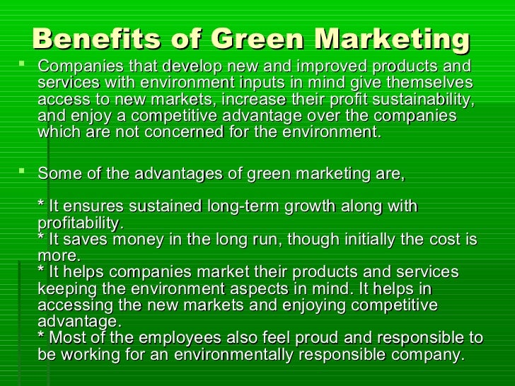 marketing green products Green products and its characteristics - download  china many companies are adopting green for capturing market opportunity of green marketing some cases.
