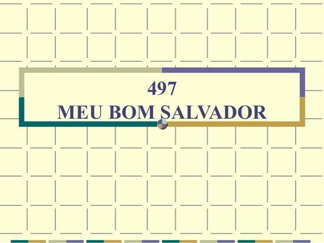 497 MEU BOM SALVADOR