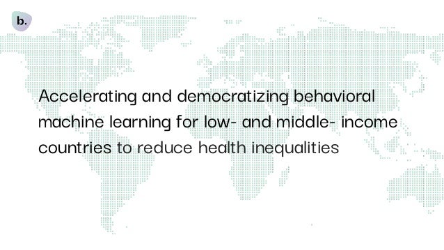 Towards Personalization in Global Digital Health Slide 2