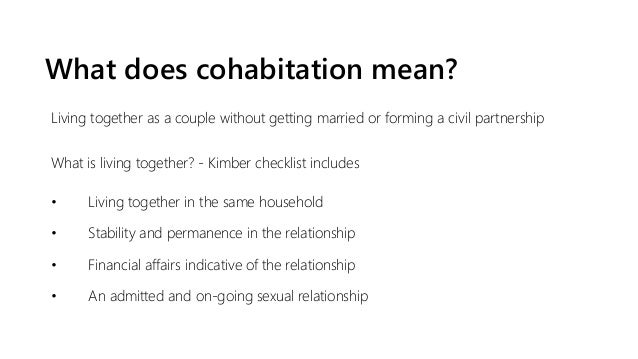 Cohabitation powerpoint presentation mid year family conference cohabitation speaker graeme fraser hunters 2 platinumwayz
