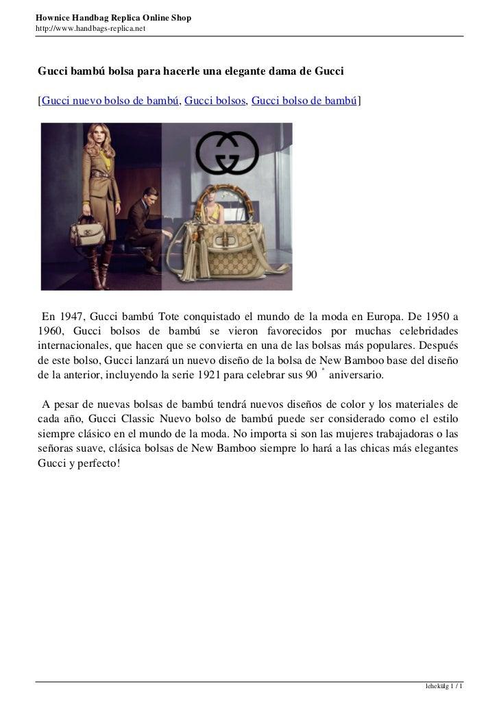 Hownice Handbag Replica Online Shop                                   http://www.handbags-replica.net                     ...