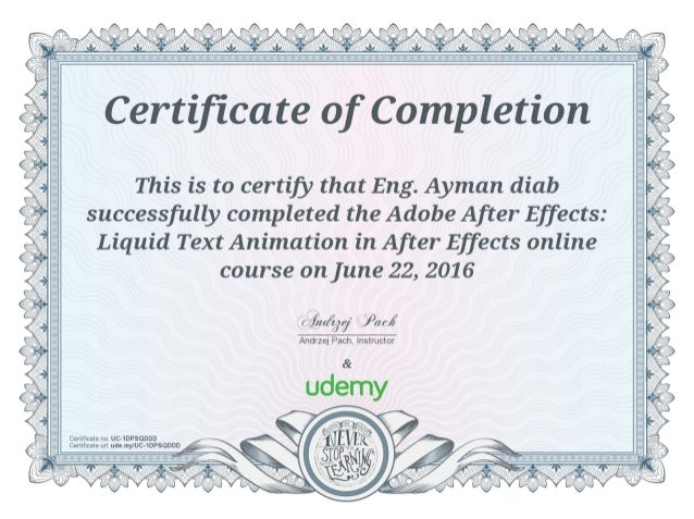 Adobe After Effects Liquid Text Animation in After Effects