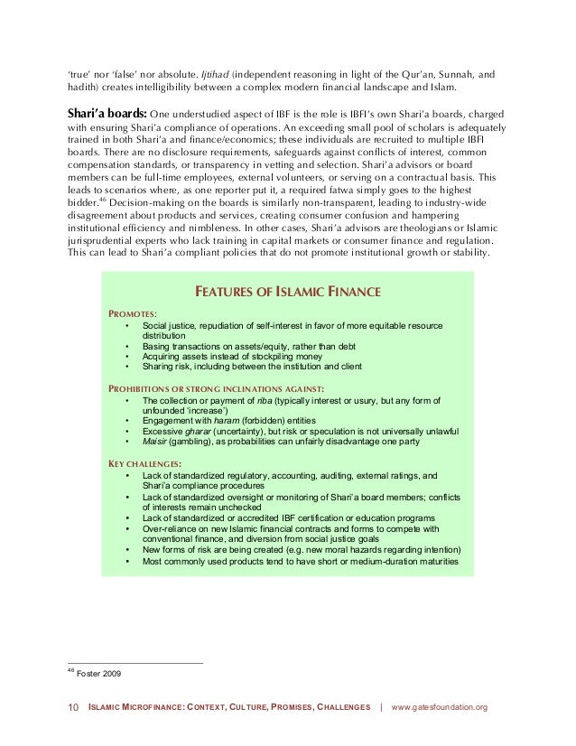 Islamic Finance Research paper