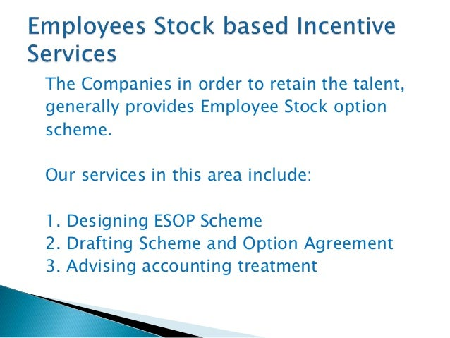 Incentive stock options a treatment