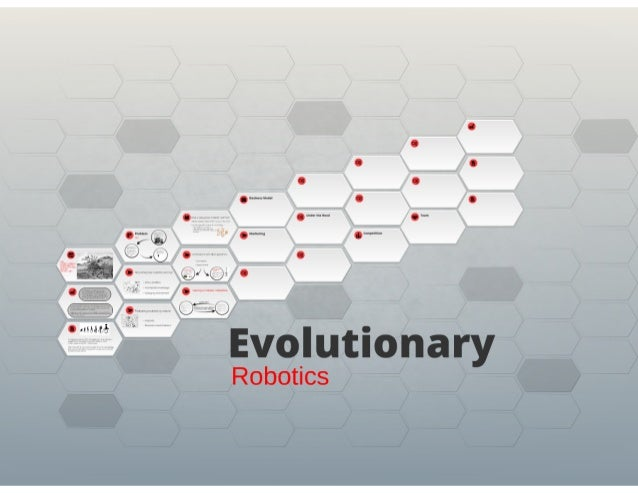 Evolutionary robotics and natural learning