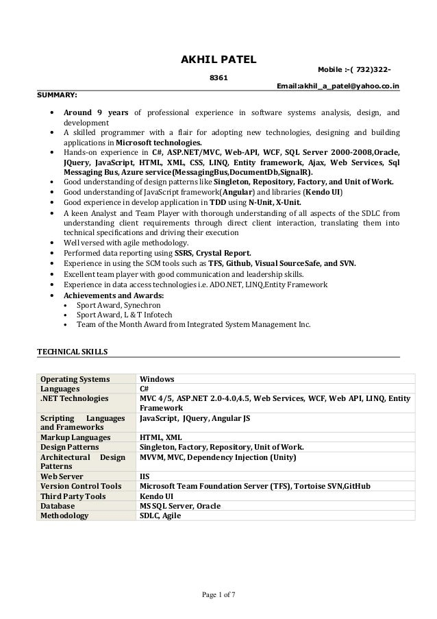 akhil resume Resume objective name: akhil l joseph to seek challenging assignment and responsibility, with an address: opportunity for growth and career.