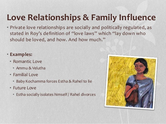 estha and rahel relationship with god