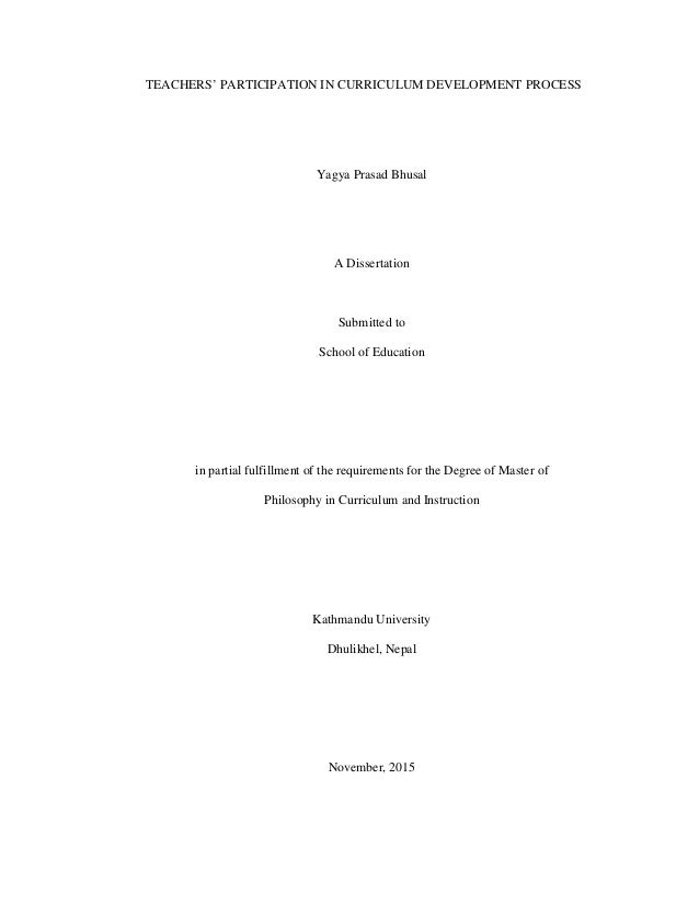 Dissertation of curriculum development 7 army values essay