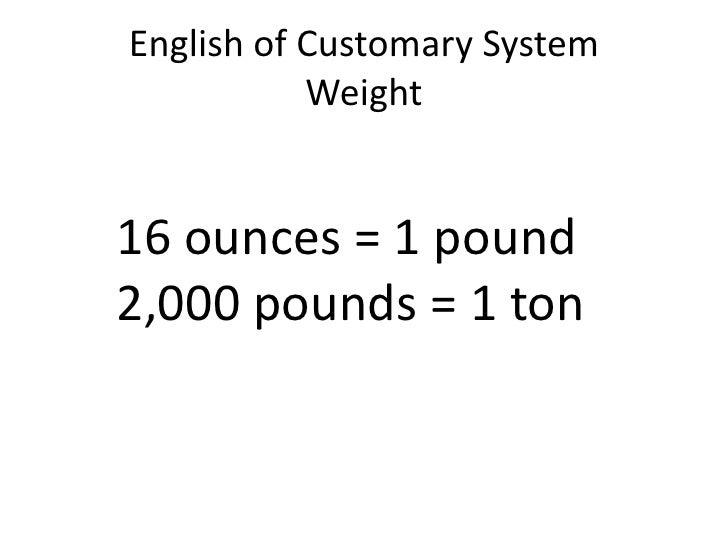 Oz To Pound Chart Erkalnathandedecker