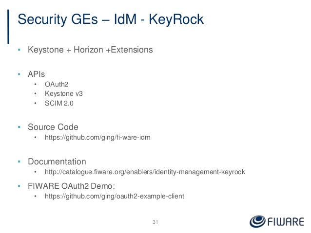 Adding Identity Management and Access Control to your App