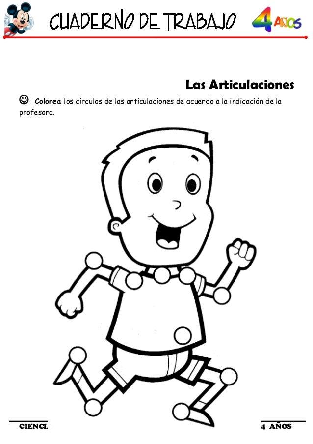 CUADERNO DE TRABAJO DE CIENCIA Y AMBIENTE 4 AÑOS