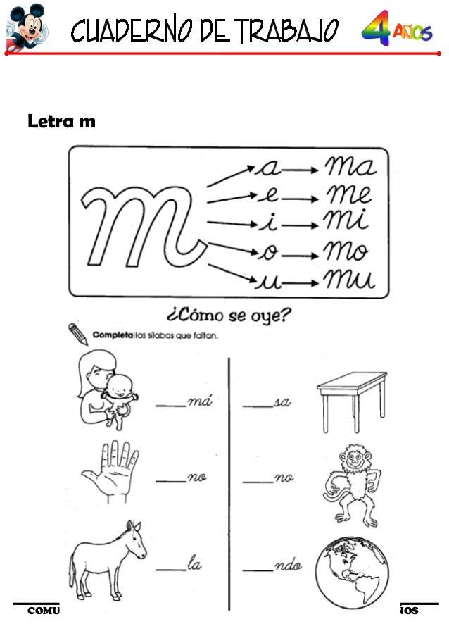 Famoso Letra M Hoja De Trabajo Adorno - hojas de trabajo para niños ...