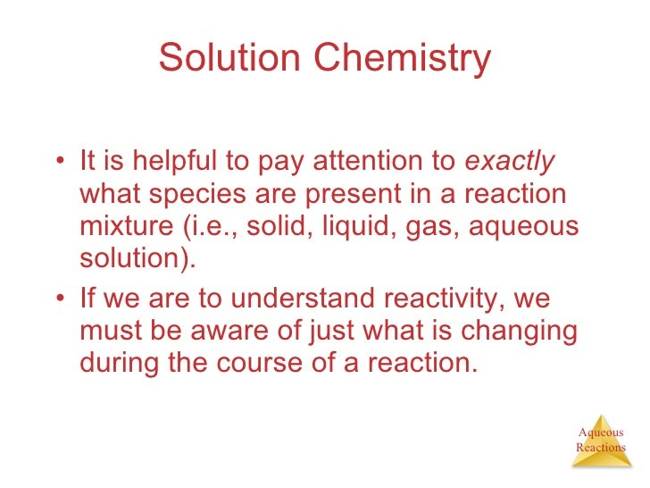 chapter 4 solution Ap chemistry  a allan  chapter 4 notes - types of chemical reactions and solution chemistry  41 water, the common solvent  a structure of water.