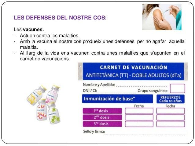La primera vacuna va ser contra la malaltia de la verola, descoberta per Edward Jenner. http://es.slideshare.net/jbaldr24/...