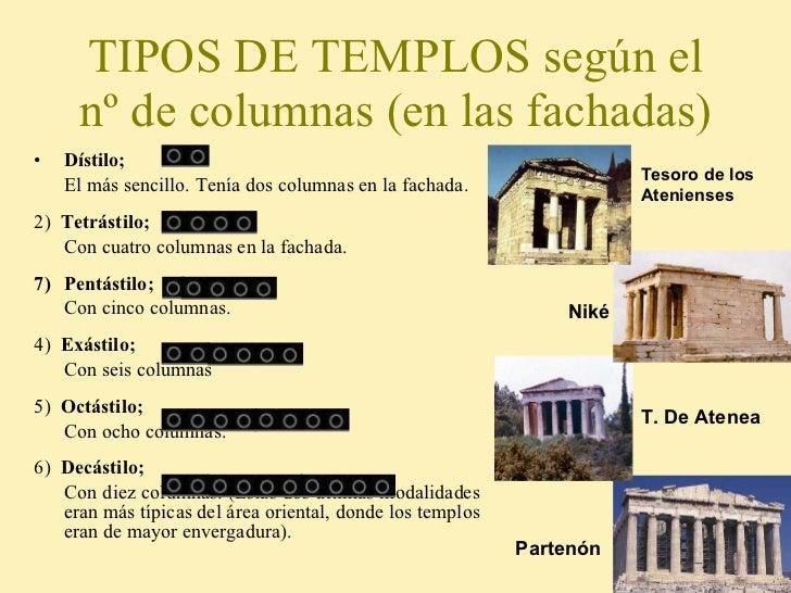 Arte Griego Arquitectura