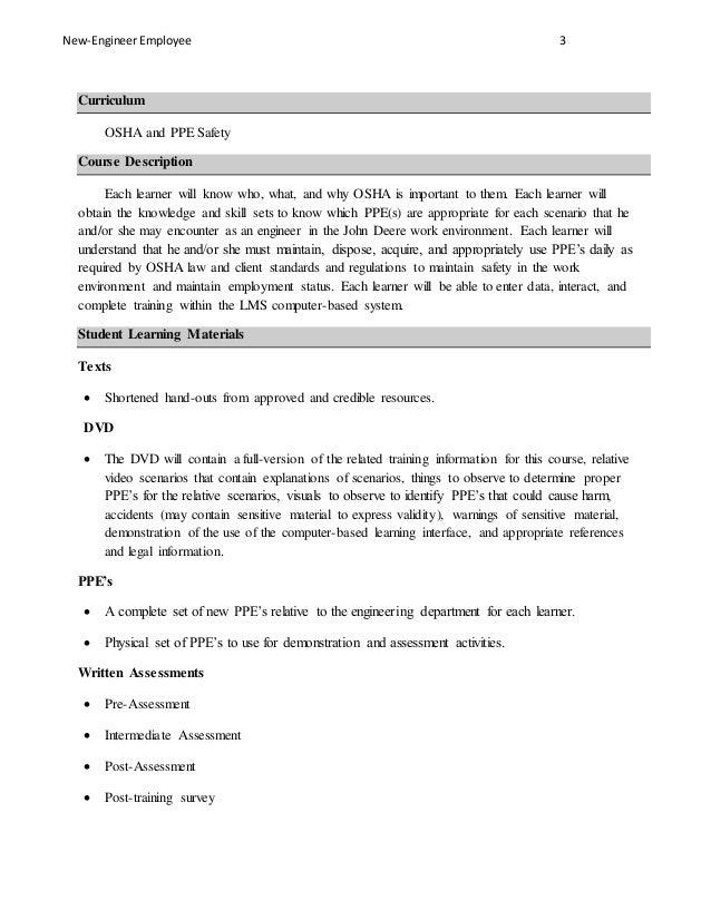 engineering executive summary
