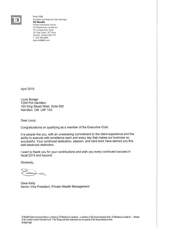 Reform-Kelly Letter