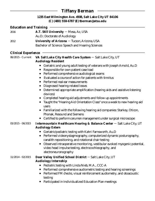 slp resume cover letter