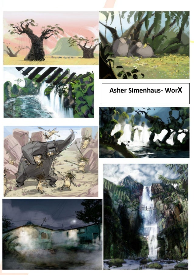 Asher Simenhaus- WorX