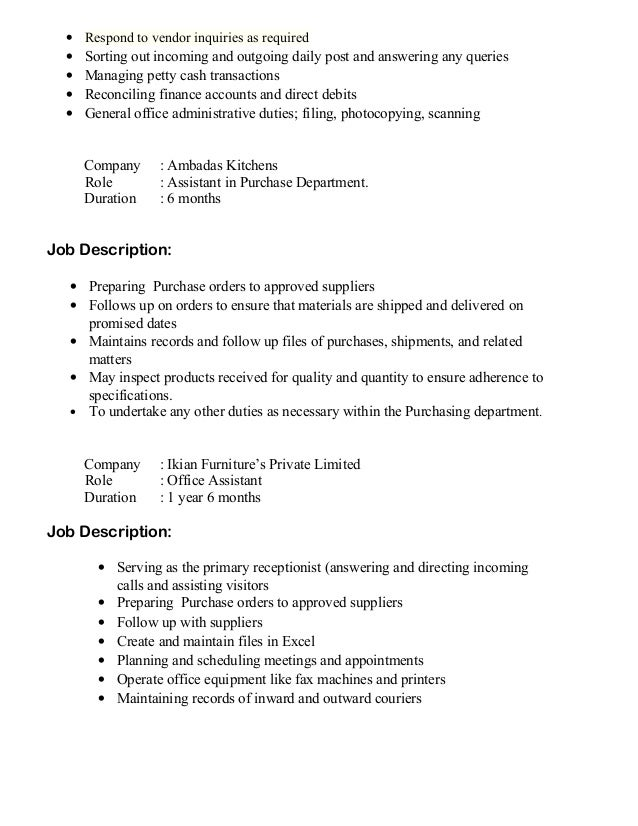 hemalatha resume