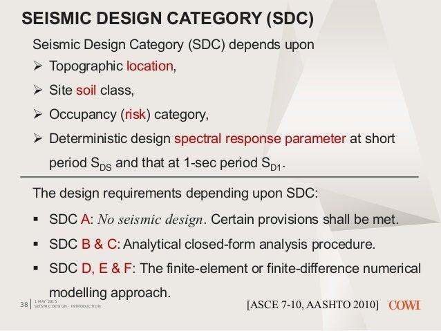 Seismic Design - Introduction