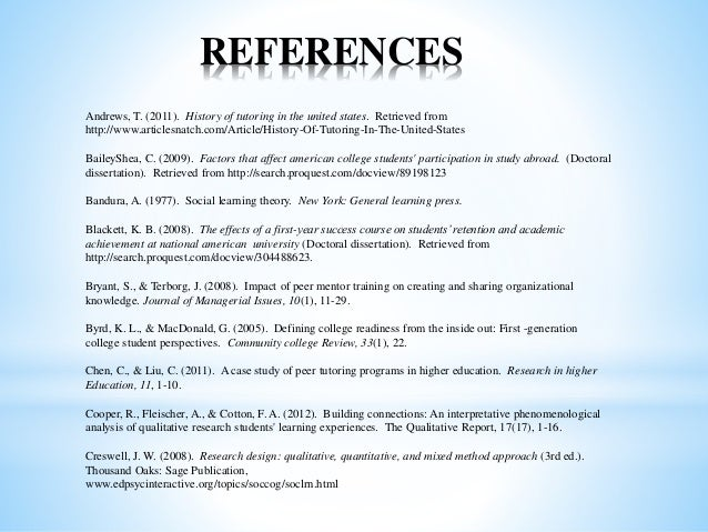 interpretative phenomenological analysis dissertation An interpretative phenomenological study exploring the experiences of african american males in same race/gender mentoring relationships while attending a predominately.