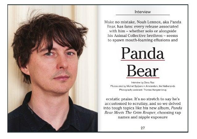 PandaBearinterview Slide 1