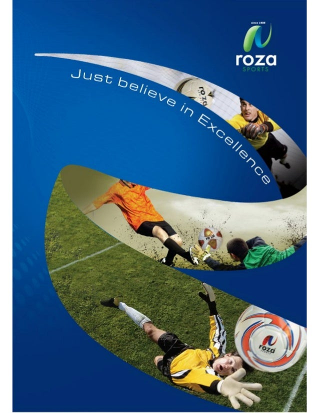ROZA Sports Catalogue 2015-2016