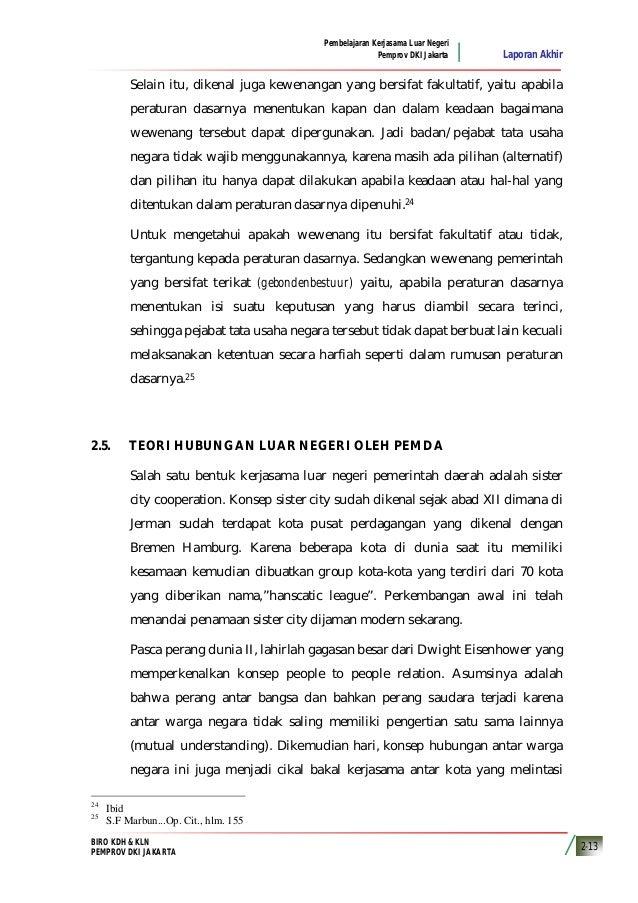 Citaten Politiek Luar Negeri : Bab ii tinjauan teoritis