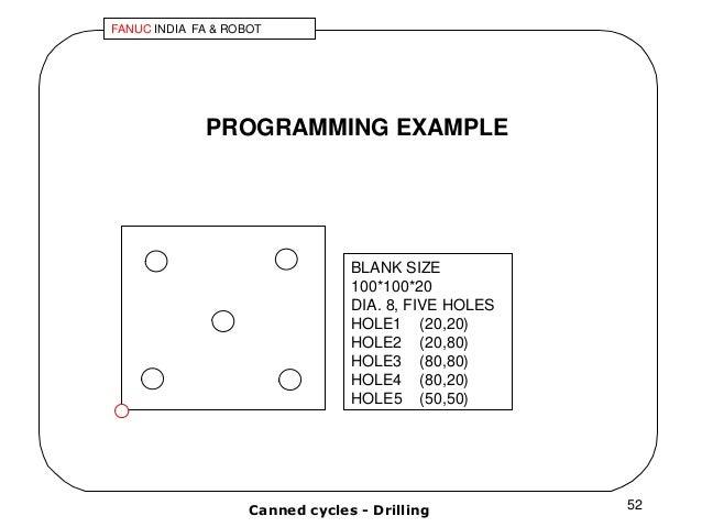 How to write a program for fanuc robot forum