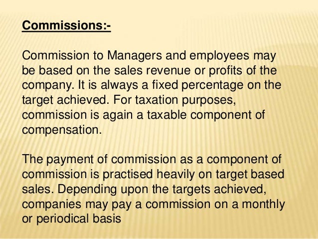 discuss two types of bonuses common in executive compensation Management compensation adjustments, such as executive bonuses, are such major expenditures in order to authorize an executive bonus plan, the board of directors should pass a written authorization the authorization should:.
